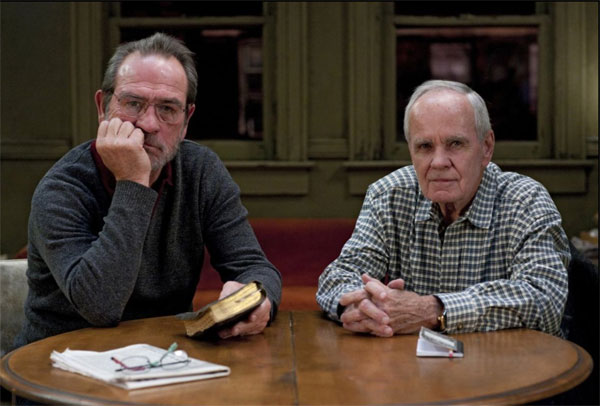 cormac mccarthy&tommy lee jones