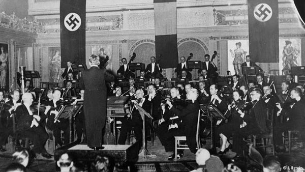 Нацистите от Виенската филхармония
