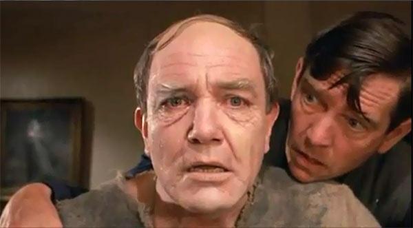 Tom-Courtney-and-Albert-Finney-The-Dresser