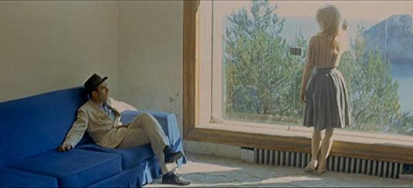 Le mepris (1963)