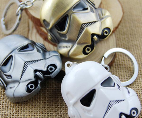 3-colors-Star-Wars-Keychain-6-4-cm-StormTrooper-Helmet-storm-trooper