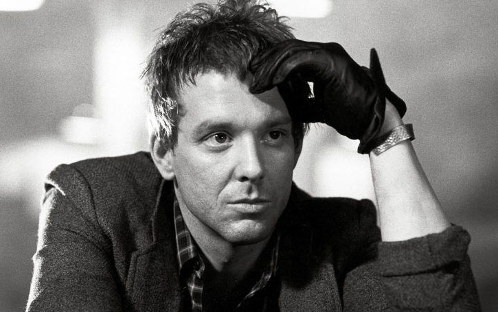 Mickey Rourke in Rumble Fish